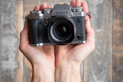 Beste Kamera 2018 Fujifilm X-T3