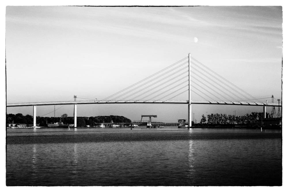 Die Rügen Brücke