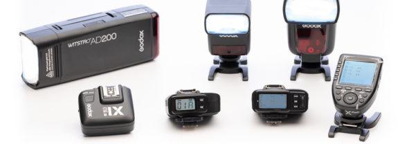 Godox Blitzgeräte – Blitze mit System