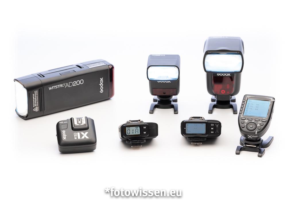 Godox Blitzgeräte - Blitze mit System