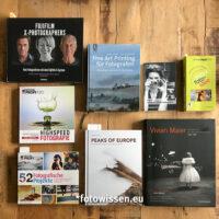 Ausgesuchte Fotografie Bücher für Fotografen