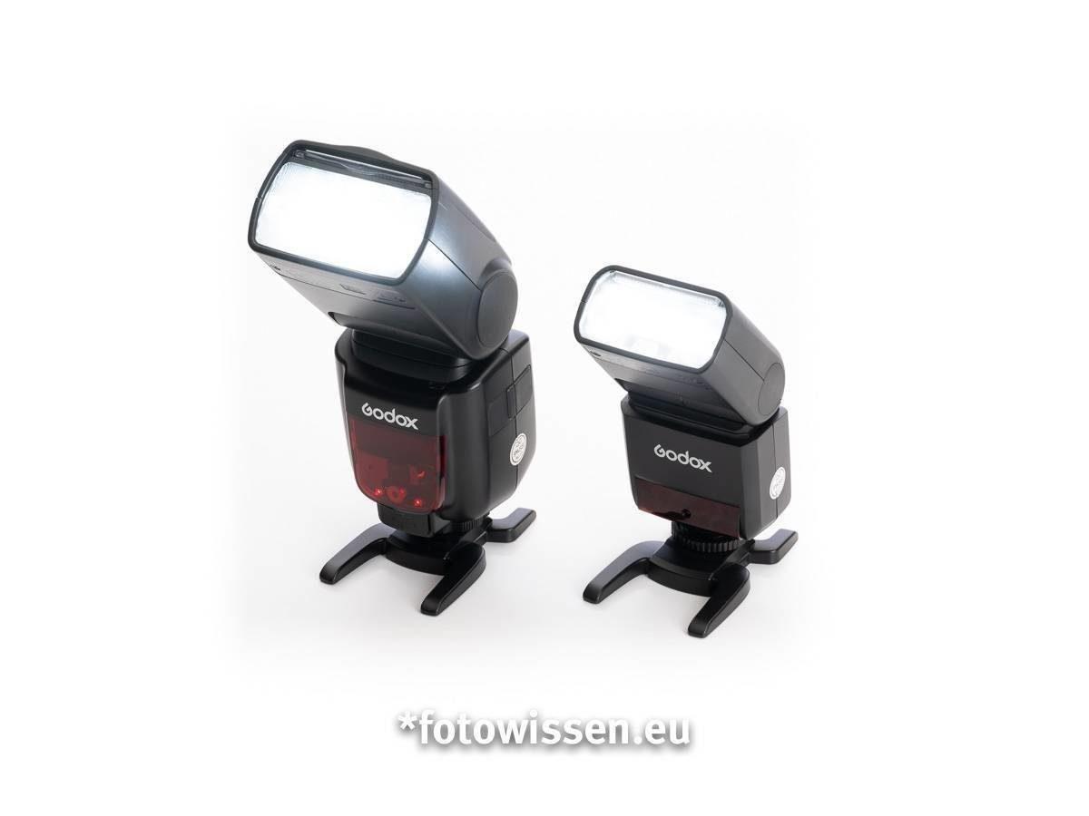 Godox TT685 und TT350