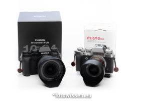 Große Weitwinkelobjektive für Fujifilm X-System – Test 12mm versus 10-24mm