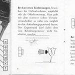 Zeiss Ikon Ikophot Belichtungsmesser Gebrauchsanleitung Seite 8+9