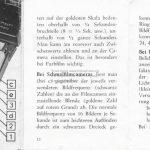 Zeiss Ikon Ikophot Belichtungsmesser Gebrauchsanleitung Seite 12+13
