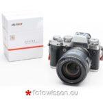 Viltrox EF-FX 1 Adapter für Canon EF Objektive an Fujifilm X-System Kameras