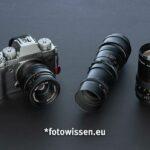 Billige Objektive für Fujifilm X-System