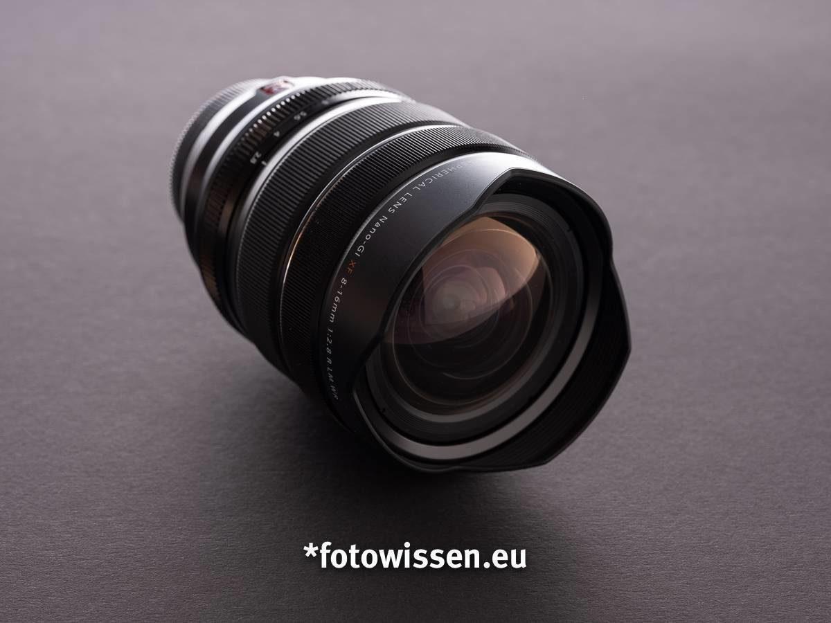 Fuji XF 8-16mm F2.8