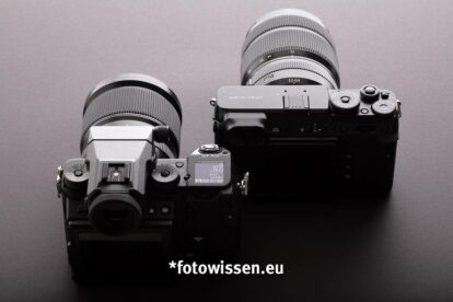 Erfahrungsbericht mit Fujifilm GFX-System GFX 50R und GFX 50S