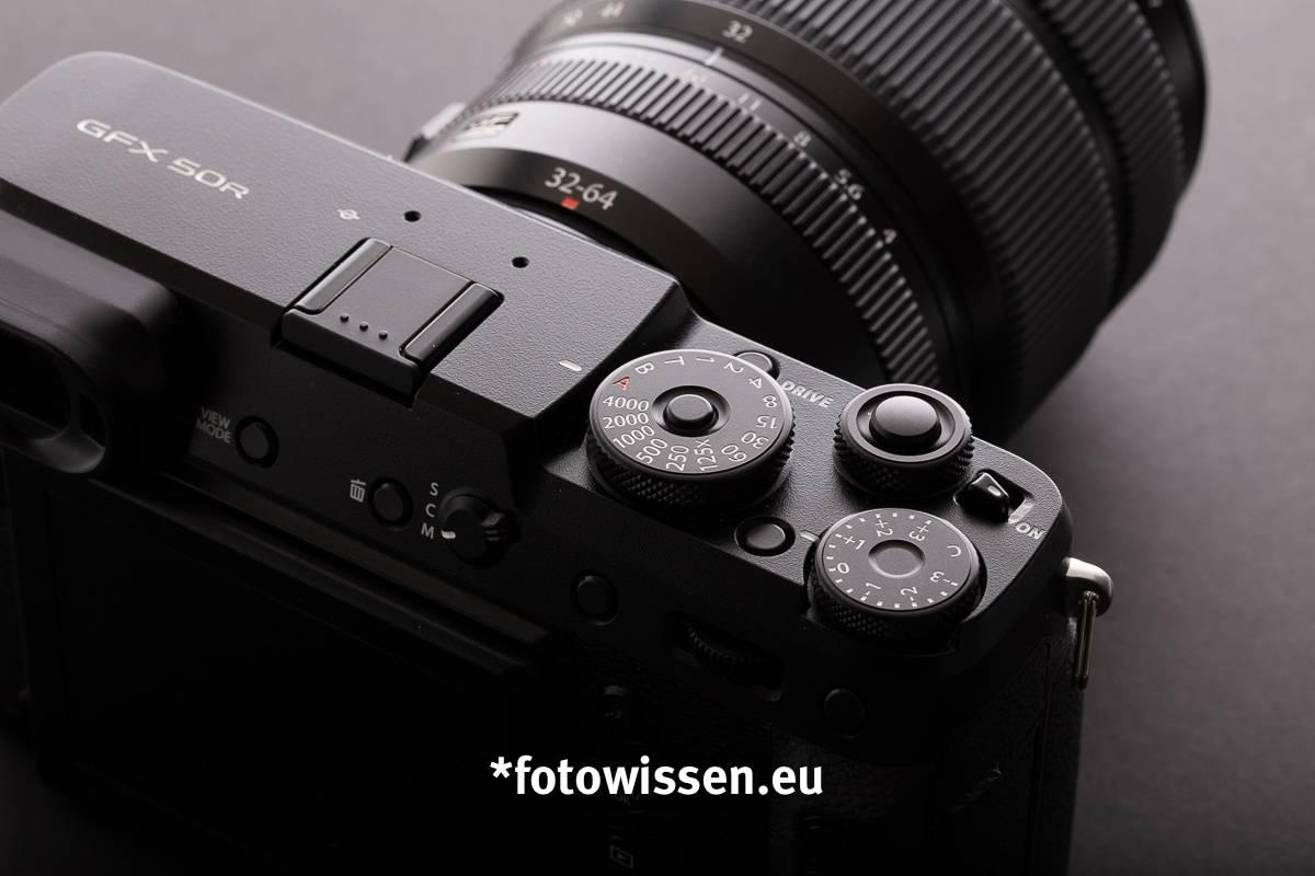 Fotokurs GFX 50R / GFX 50S