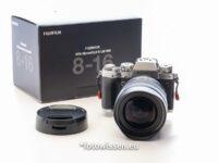 Test Fujifilm FUJINON XF8-16mmF2.8 R LM WR Weitwinkel-Zoomobjektiv