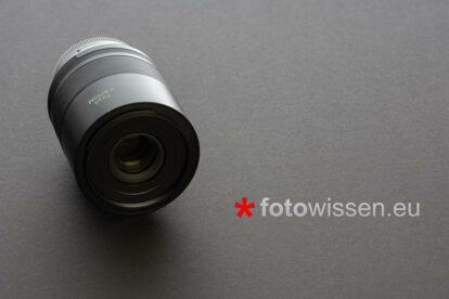 Test Carl Zeiss Makro Planar 2.8/50mm mit Video