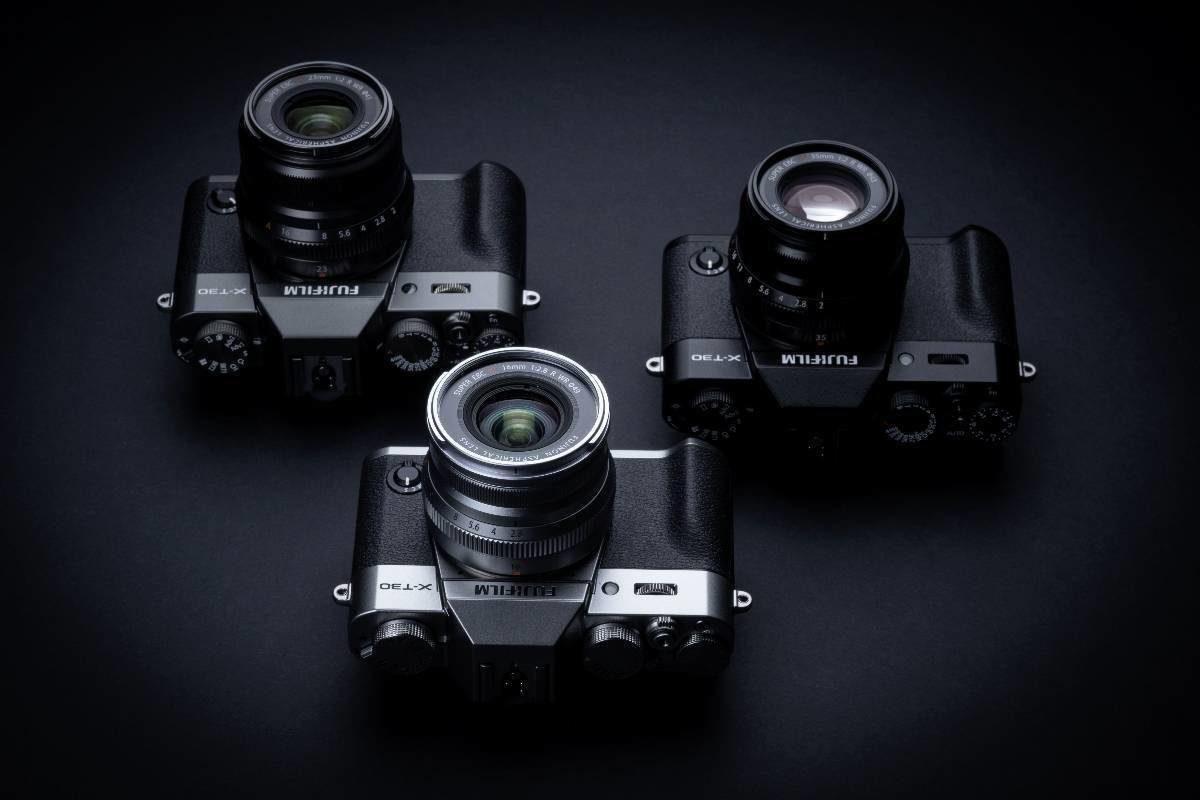 Fujifilm X-T30 - Details und Vergleich - Test DSLM