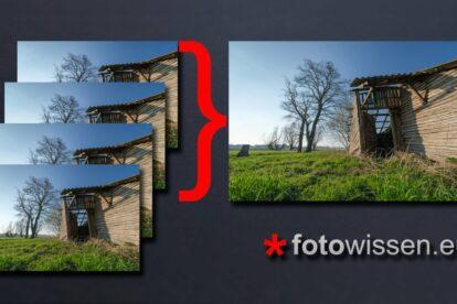 Super scharfe Landschaftsfotos - Tutorial zu Blende und Focus-Stacking