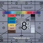 Testfotos Testchart Carl Zeiss Touit Makro Planar 2.8/50mm