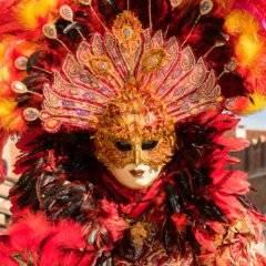 Karneval in Venedig 2019 – Teil 1 – Irina