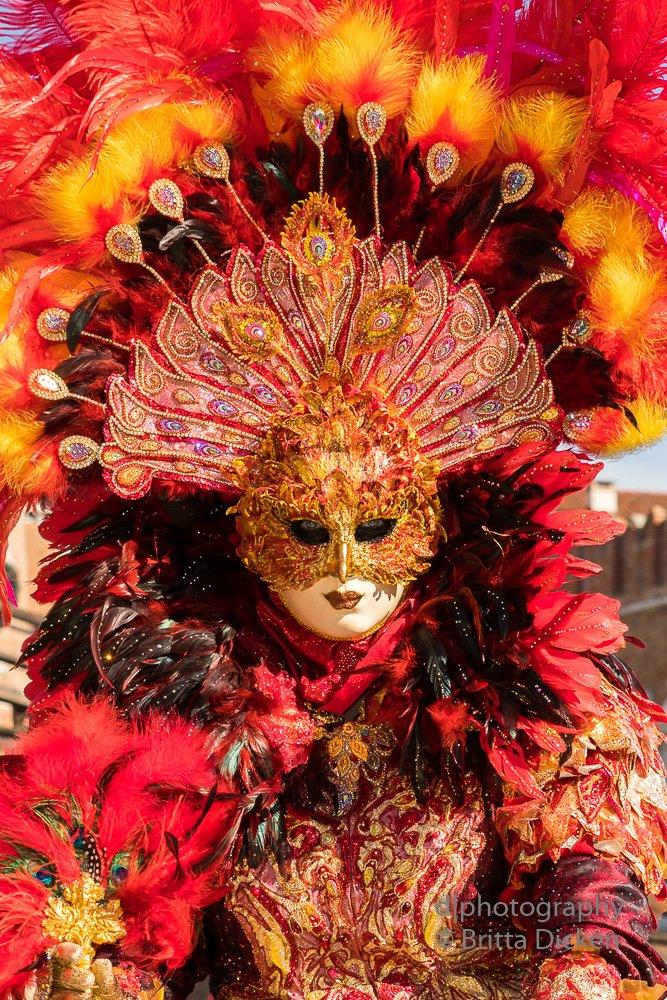 Karneval in Venedig 2019 – Teil 1 - Irina
