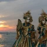 Karneval in Venedig 2019 – Teil 2 – Theresia und Fabrice