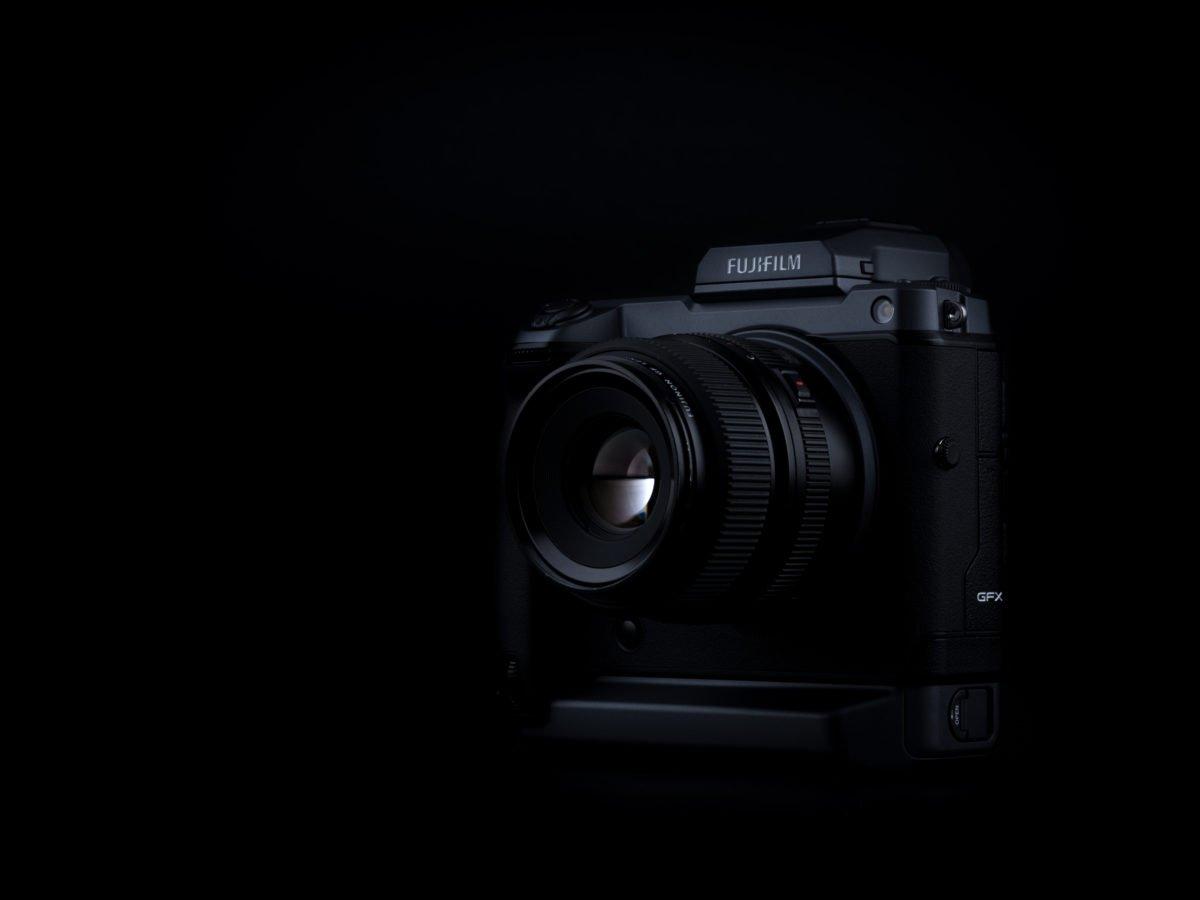 Fujifilm GFX 100 Mittelformat Kamera mit 102 Megapixeln