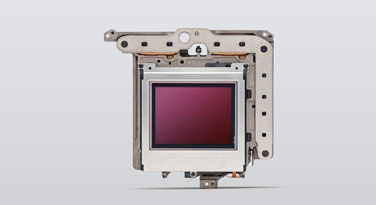 GFX 100 IBIS Sensor
