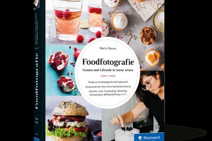 Foodfotografie, erschienen im Rheinberg Verlag