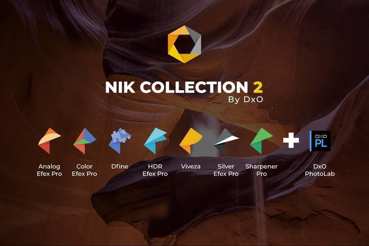 Die 7 Plugins von Nik Collection 2