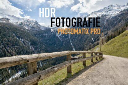 Photomatix Pro HDR Software - Ist Photomatix die beste HDR-Software?