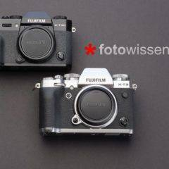 Fujifilm X-T3 versus X-T30 – Vergleich technische Daten Bedienung