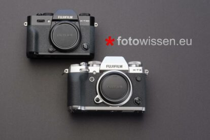 Test Fujifilm X-T3 versus Fujifilm X-T30
