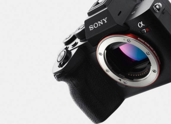 Sony Alpha 7R IV – 61 Megapixel