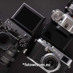 Die besten Fujifilm Kameras