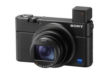 Sony RX100 VII - Kompaktkamera mit Sucher