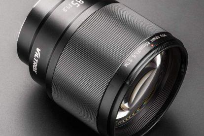 Viltrox 85mm F1.8 Objektiv für Fujifilm X-System