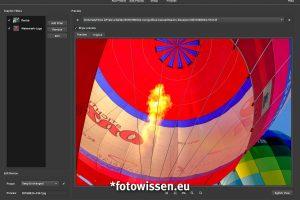 Fotos verkleinern und Wasserzeichen hinzufügen PC und MAC Software