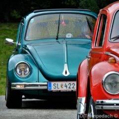 """""""VW Klassiker-Treffen auf der Postalm"""""""