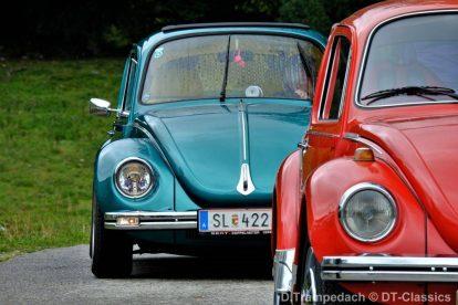"""""""VW Klassiker Treffen auf der Postalm"""""""