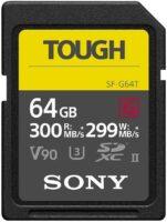 Sony SF-G64T (64GB) Tough Speicherkarte