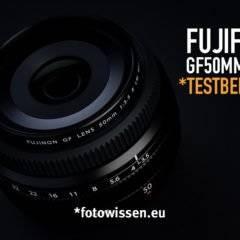 Fujifilm FUJINON GF50mm F3.5 R LM WR – Test Pancake