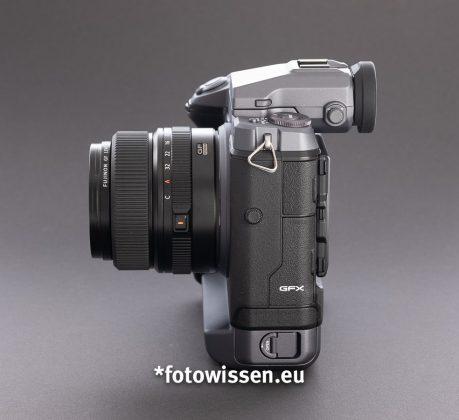 Test Fujifilm GFX 100 mit GF63mm F2.8