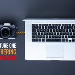 Capture One Tethering – Kabelgebundenes Fotografieren, Fokusstacking