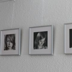 Fotos präsentieren an der Galerieleiste / Galerieschiene