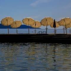 Stilleben mit Sonnenschirme – Bild der Woche