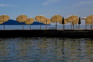 Stilleben mit Sonnenschirme - Bild der Woche