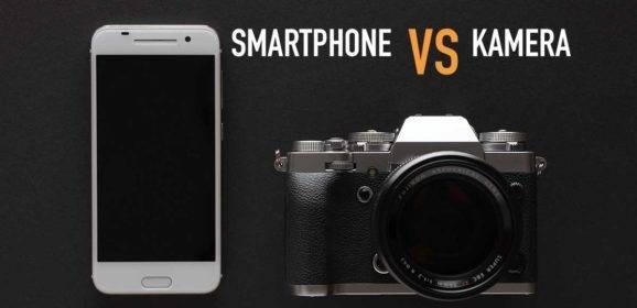 Vergleich Smartphone versus Kamera – Besser Fotografieren