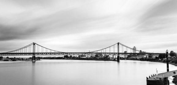 Brücke Krefeld Uerdingen – Uerdinger Brücke