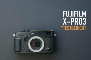Test Fujifilm X-Pro3 Digitalkamera