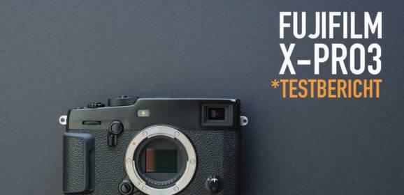 Test Fujifilm X-Pro3 DSLM – Video und Testbericht