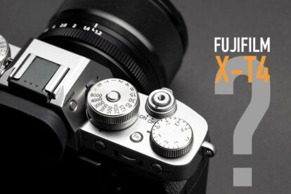 Die neue X-T4 wird der X-T3 vermutlich nicht so stark ähneln. Der IBIS wird ein größeres Kameragehäuse fordern.