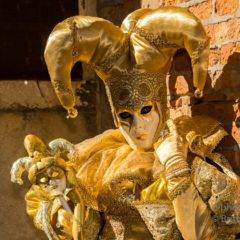 Best of Karneval in Venedig 2019 – Teil 2 – Treffen