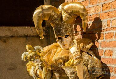 Karneval in Venedig 2019 Treffen